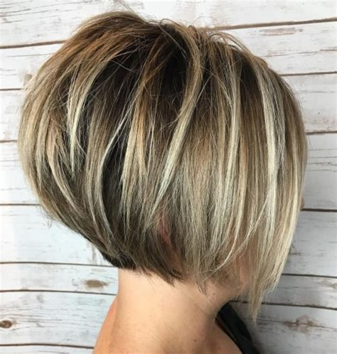 short bob with shorter layers at crown 70 cute and easy to style short layered hairstyles
