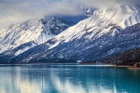 Wall Murals Decals rawu lake tibet photographic print by feng wei