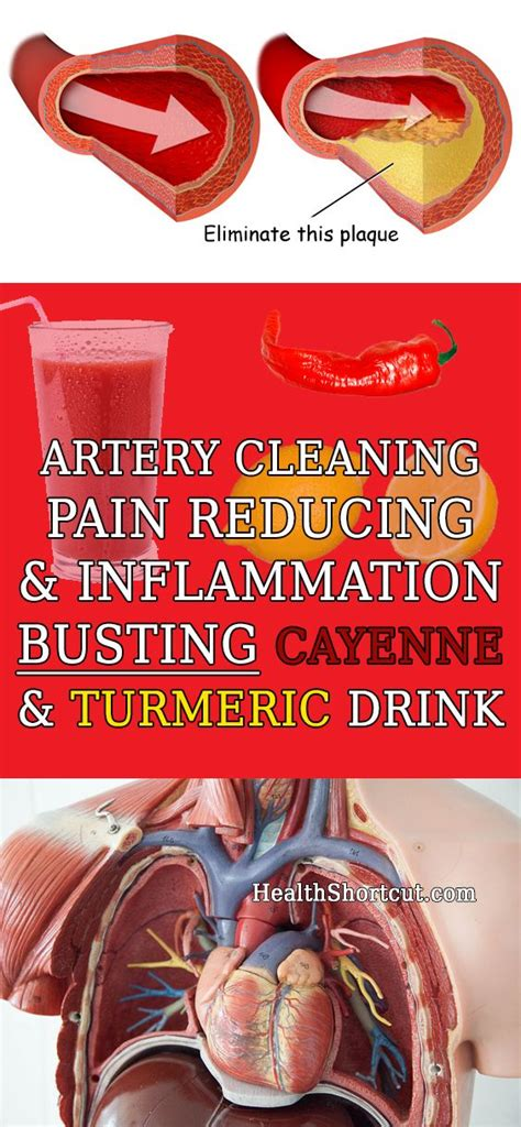 Chronic Inflammation Detox by Best 10 Cayenne Pepper Cleanse Ideas On Lemon