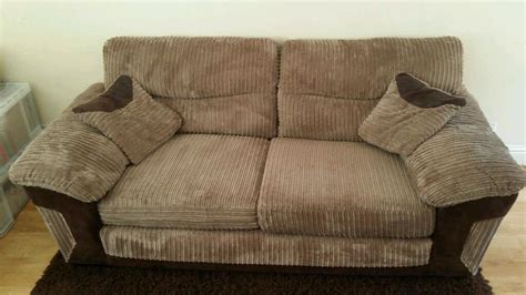 dfs fabric sofa dfs fabric 3 seater sofa and 2 chairs in aberdare