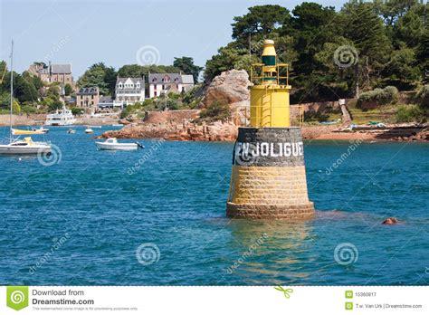 porto bretagna porto dell isola di brehat in bretagne francia fotografia