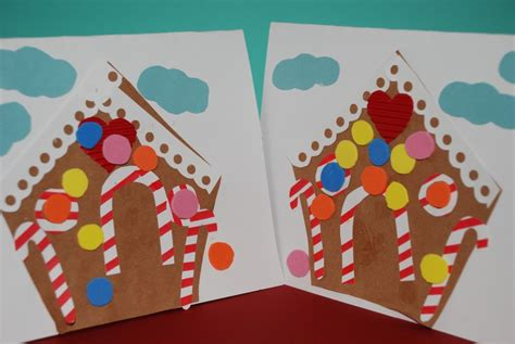 art and craft ideas for christmas cards happy valentines