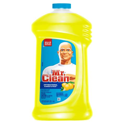 clean cleaner mr clean finished floor cleaner concentrate msds carpet