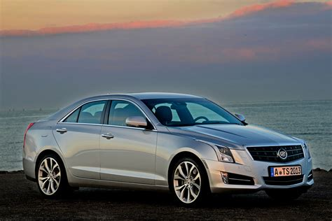 Cadillac Ats 2 0 by Cadillac Ats 2 0 T Luxury Manual 2013 2015 276 Hp 4