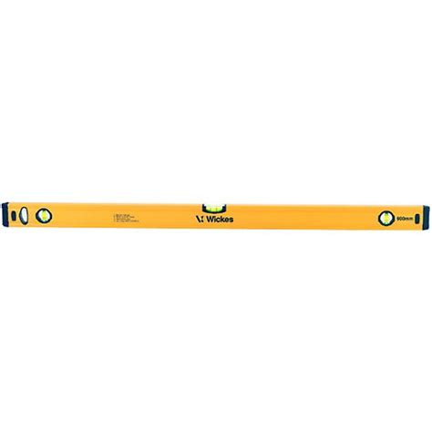 spirit level wickes general use spirit level 900mm wickes co uk