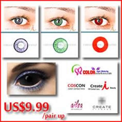 buy non prescription colored contacts costume ness on makeup day of the