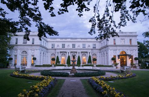 weddings at the newport mansions | the preservation