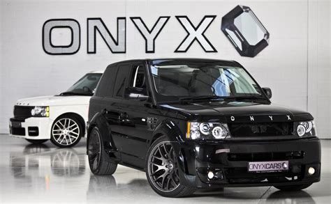 modified range rover sport onyx concept how s about a modified range rover