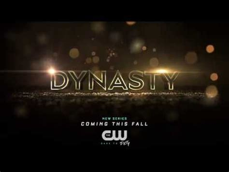"""the cw tv show """"dynasty"""" season 1 auditions for 2018"""