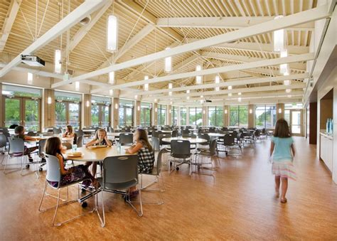 dining hall anschutz commons in denver colorado by semple brown design p c