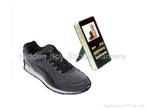 hidden spy shoes camera (china trading company