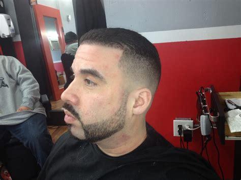 best haircut chicago yelp push back fade w beard yelp