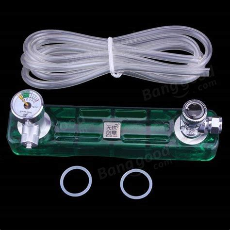 Co2 Diy Set D 501 By Kyoaquascape aquarium diy co2 generator system kit d501 green blue us