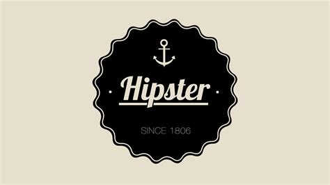 how to make a hipster logo in photoshop youtube design a hipster badge in photoshop youtube