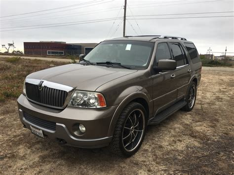 lincoln 2003 navigator 2003 lincoln navigator overview cargurus