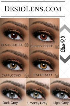 nonprescription gray colored contact lenses. from the most