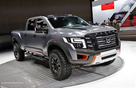 nissan titan warrior image gallery nissan titan warrior 2016