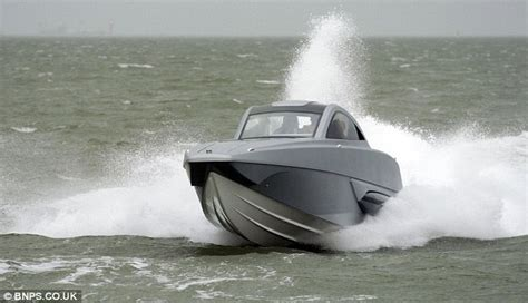 rc cigarette boat for sale the 100mph james bond style boat built to chase pirates
