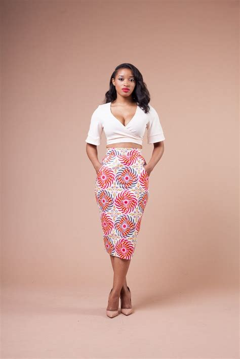 african pencil skirt styles 1000 images about african ankara fashion on pinterest