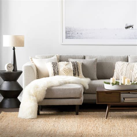 ottomans for living room