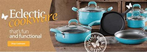ree drummond cookware at walmart save on the pioneer woman collection at walmart