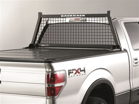 Truck Cab Rack by New Backrack Safety Rack Frame Truck Cab Protector