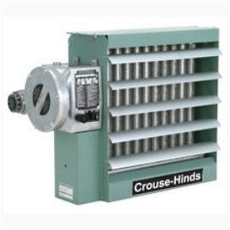 crouse hinds forced air heater supplier worldwide