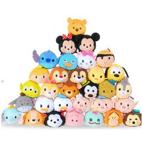 Dudukan Hp Boneka Lucu 2015 boneka tsum tsum mainan mewah boneka hewan lucu mainan bayi pembersih layar untuk