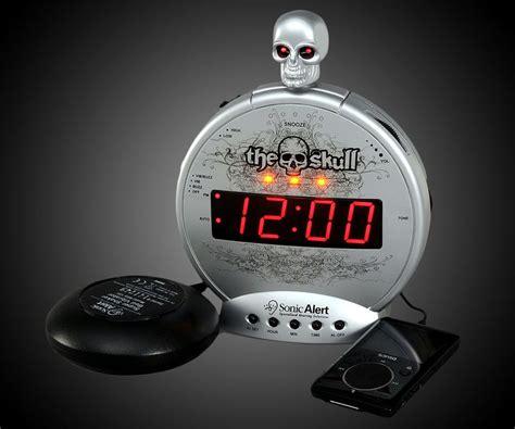 bed shaking alarm clocks loud alarm clock