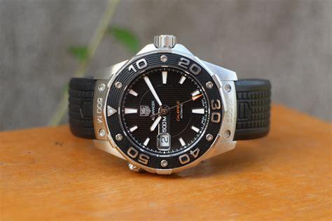 Jam Tag Heuer Aquaracer Original jam tangan for sale tag heuer aquaracer 500m cal 5