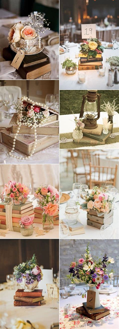Vintage Style Wedding Decoration Ideas by 50 Fabulous Vintage Wedding Centerpiece Decoration Ideas