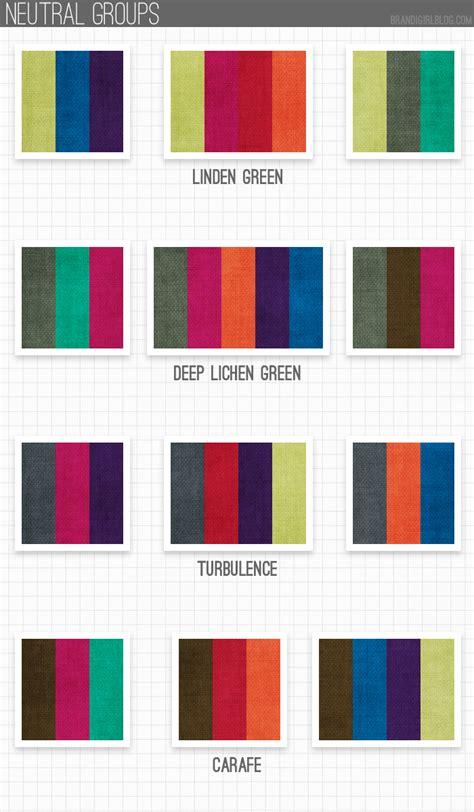 colors that match brown art bead scene blog pantone s 2013 fall colors