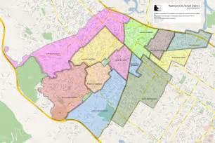 school districts california map school districts in santa clara county california
