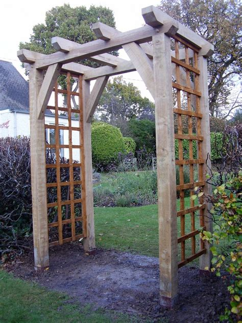 Garden Arch Patterns Garden Arch Designs Photograph Click On The Image Above Fo