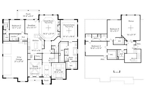 monticello floor plans regent homes