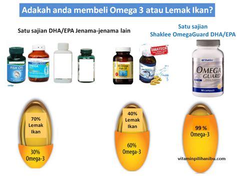 Minyak Ikan Hpa perbezaan ketara shaklee omegaguard minyak ikan dengan produk omega yang vitaminorganik