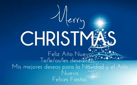 merry christmas  happy  year  spanish  quotes happy  year  quotes wishes