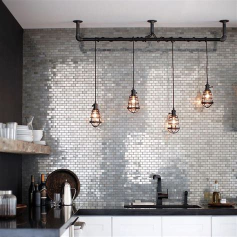 Industrial Light Fixtures For Kitchen Best 25 Industrial Pendant Lights Ideas On