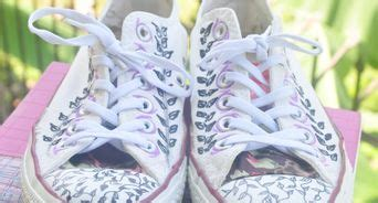 decorar zapatos con marcadores 3 formas de revivir los marcadores secos wikihow
