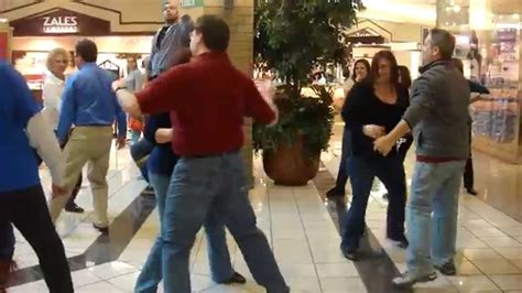 west coast swing flash mob west coast swing flash mob paducah ky 11 28 10 youtube