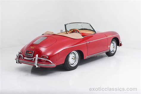 1959 porsche speedster awesome 1959 porsche 356a speedster for sale 95 octane