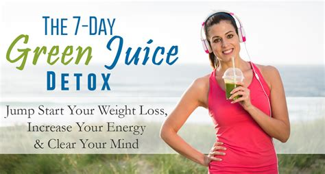 Detox Mind Green by 7 Day Green Juice Detox Top Me