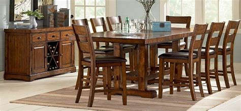 dark brown wooden four bar stool dining room sets ikea 6 traditional dining room design with zanesville extra long