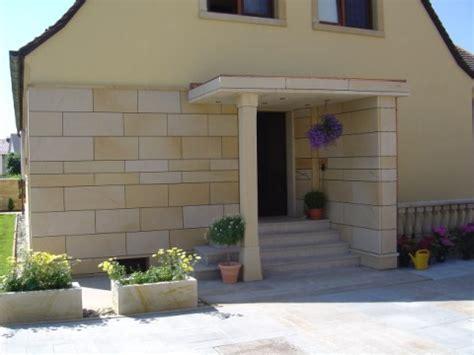 Fassadenverkleidung Aus Polen by Gelber Sandstein Naturstein Fassadenverkleidung Sandstein