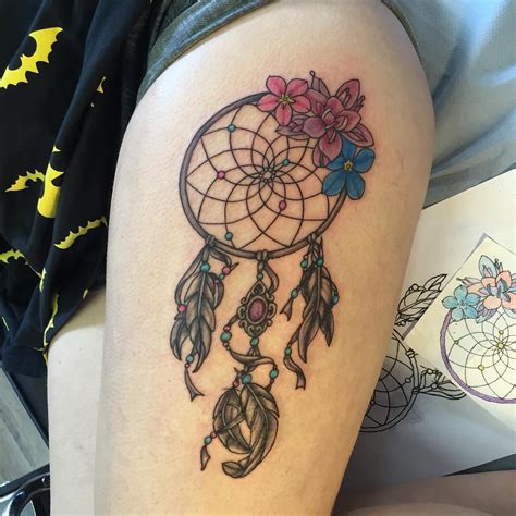 dreamcatcher tribal tattoos 27 catcher designs ideas design trends