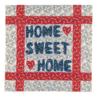 quilt pattern home sweet home home sweet home quilt block howstuffworks