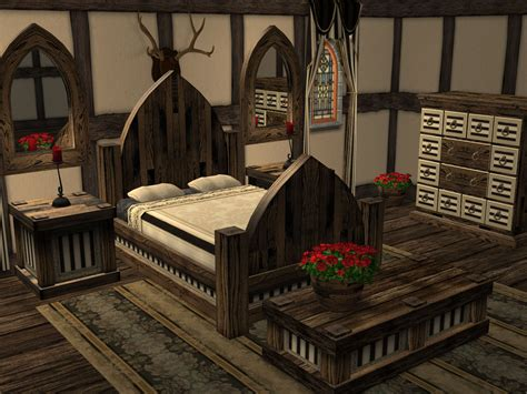 atlanta bedroom set parsimonious the sims 2 furniture objects