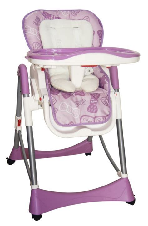 High Chair With Adjustable Footrest by Foot Rest Adjustable Baby High Chair Baby Feeding Chair