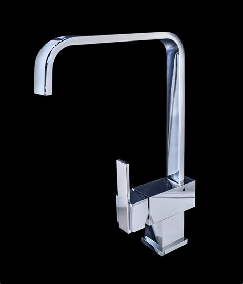 Chrome Bathroom Faucets by Piave Chrome Finish Modern Bathroom Faucet