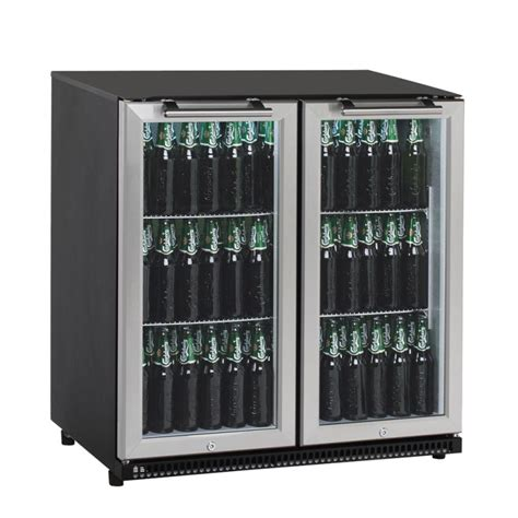 under bench bar fridges cybercool 210l under bench bar fridge steel buy bar fridges